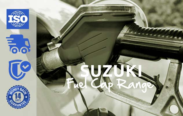 suzuki range locking fuel caps
