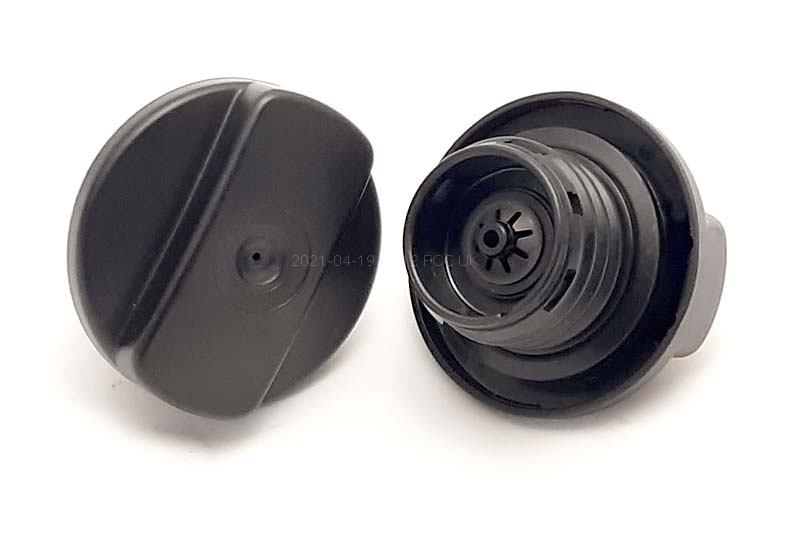 KIA Sephia (1993 to 2003) fuel cap